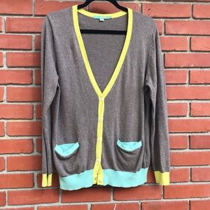 Boden Colorful Cardigan